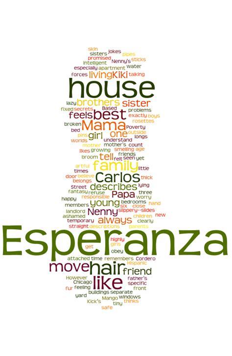 major themes of house on mango street the english scholars english 9a final