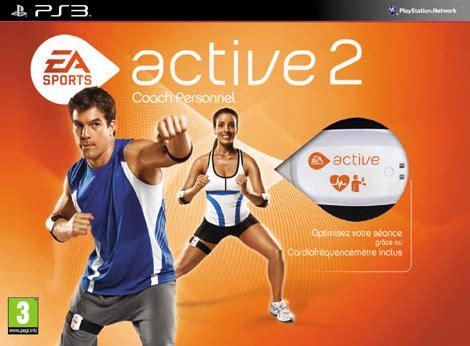 Ea Fitness 2 by Ea Sports Active 2 Du Vrai Fitness Sur Console Sports
