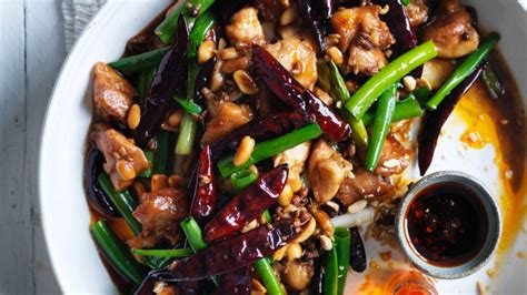 Ready Stock Heaven Cutting Food kung pao chicken recipe recipe food