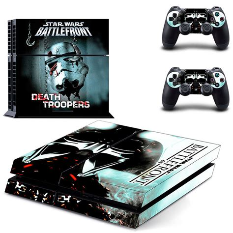 home design games ps4 star wars battlefront ps4 console skin sticker decal made