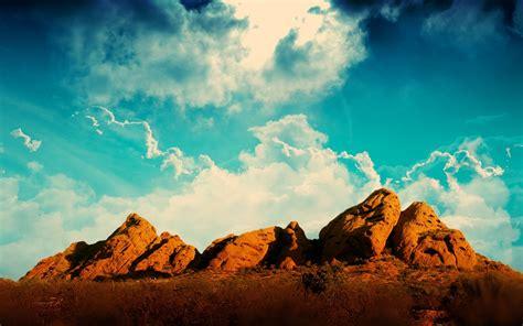 Nedlasting Filmer The Blue Planet Gratis by Wolken Himmel Rocks Pflanzen W 252 Ste Hintergrundbilder