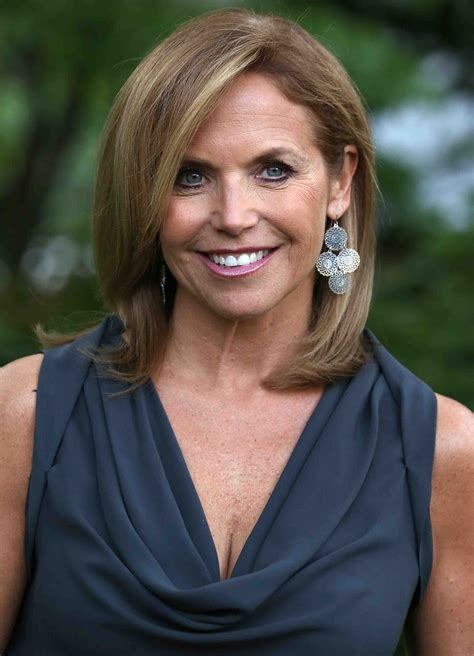 katie couric latest pics times square gossip