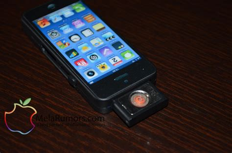 Usb Iphone Di Ibox accendino usb iphone 5 il nuovo accessorio per i