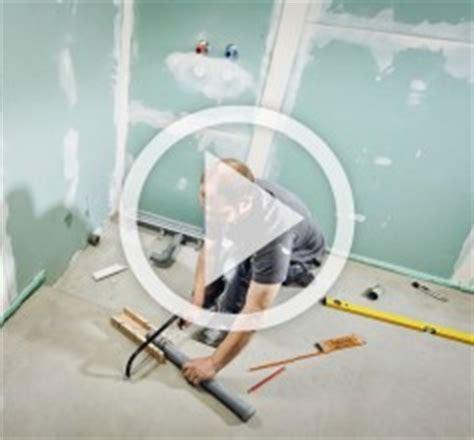 bodengleiche dusche einbauen anleitung bodengleiche dusche einbauen punktentw 228 sserung