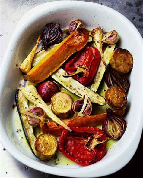 vegetables roasted roasted vegetables recipe and tips