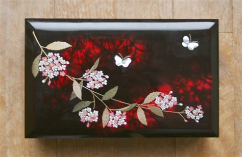 Handmade Jewellery Box - a handmade jewellery box