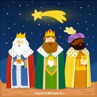imagenes reyes magos gratis reyes fotos y vectores gratis