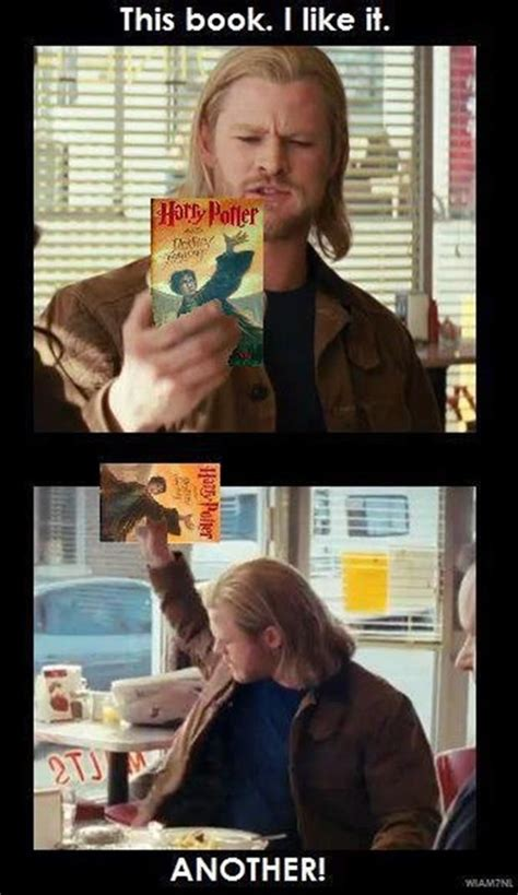 Funny Thor Memes - 176 best library cards images on pinterest