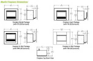 pin gas fireplace dimensions image search results on