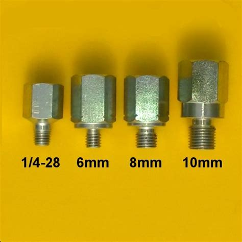 grease fitting thread adapters greaseextensionhoses