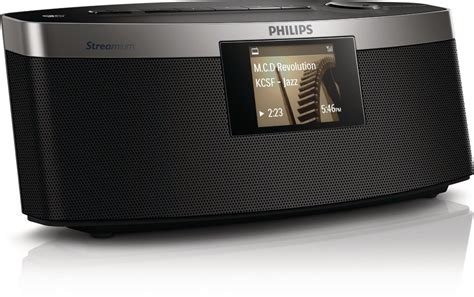 internet music philips np3300 streamium network music player napster