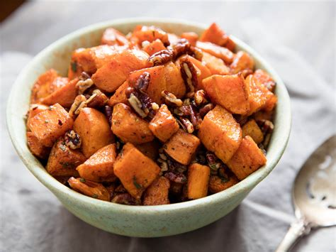 14 sweet potato recipes for thanksgiving that are just sweet enough serious eats