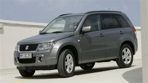 Suzuki Grand Vitara Fuel Economy Suzuki Grand Vitara 2 4 2005 Technical Specifications