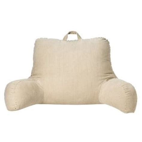 target bed rest pillow relaxing in the comfort of a husband pillow