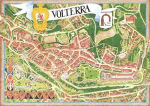 Volterra Italy Map by Volterra Italy Map Images