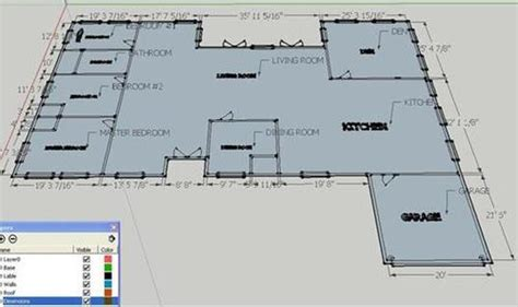2d floor plan sketchup our class s t e m class 2 0