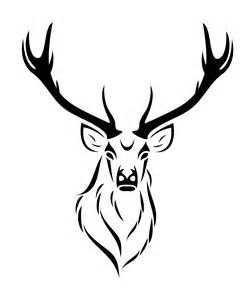 image gallery tribal stag