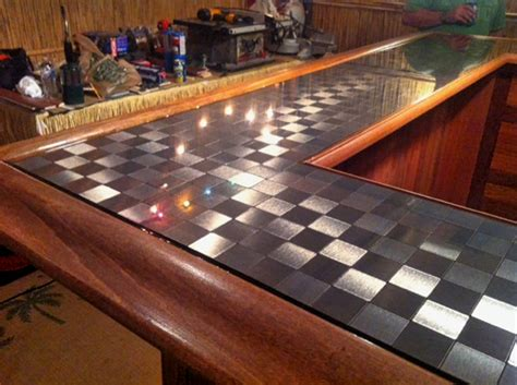 Epoxy Bar Top by Bar Top Epoxy Customer Testimonials