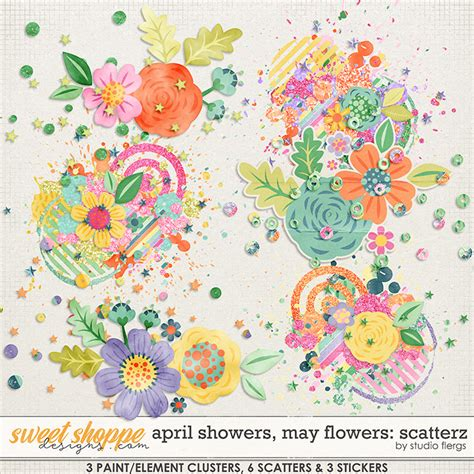 Sweet April Showers Do May Flowers by April Showers May Flowers Scatterz By Studio Flergs