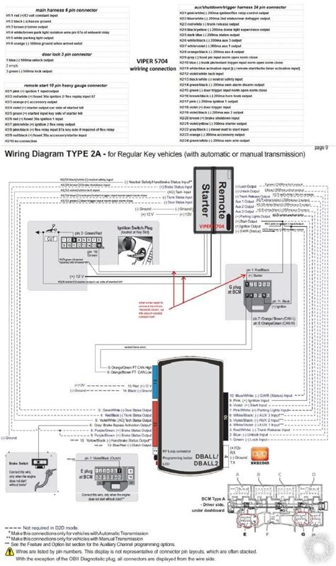 reading remote start wiring diagrams wiring diagrams