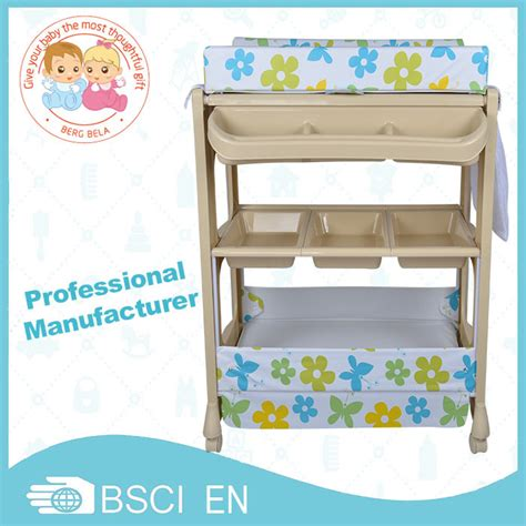 changing table with bath for sale changing table with bath tub changing table
