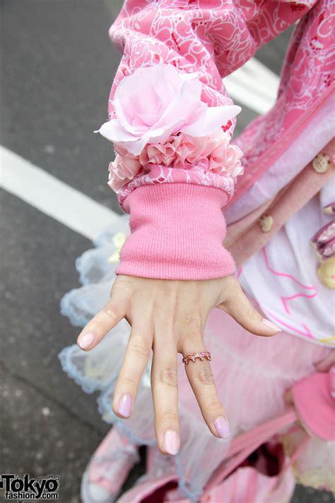 Bag Bodyline 001 Pink japanese in all pink w bodyline