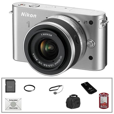nikon j1 mirrorless nikon 1 j1 mirrorless digital with 10 30mm vr zoom lens