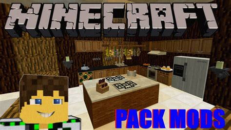 mods in minecraft for 1 8 minecraft pack mods para decora 231 227 o 1 8 9 youtube