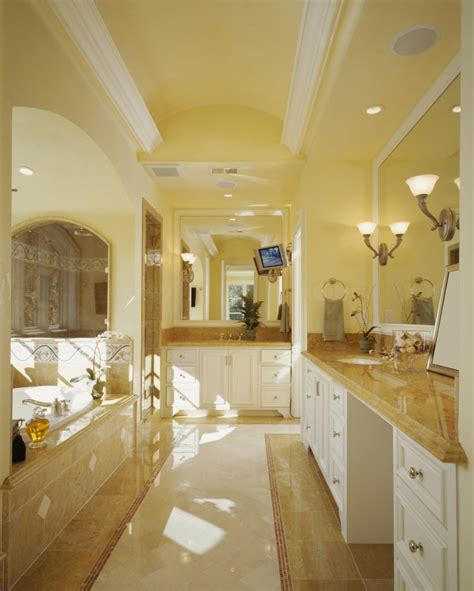 yellow interior paint ideas concept photo gallery homes 34 luxury white master bathroom ideas pictures