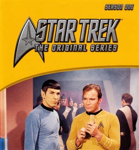 trek the original series temporada 1 dvd9 ntsc