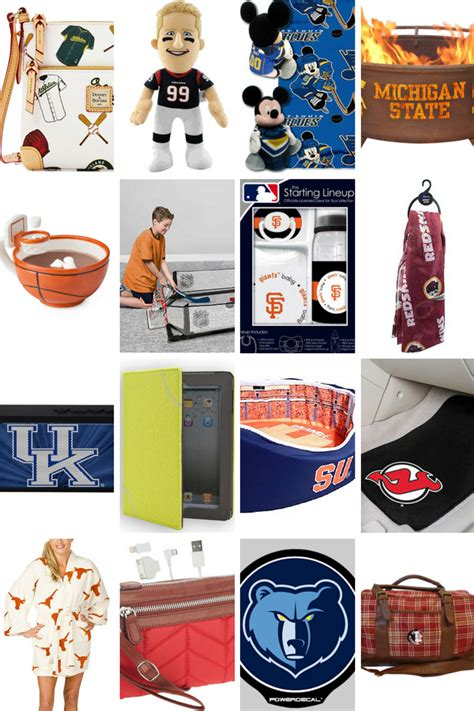 Best Gifts For Sports Fans - the style ref s 2014 gift guide the style ref