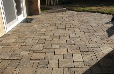 Staining Patio Pavers 17 Best Images About Pavers On Pinterest Stains