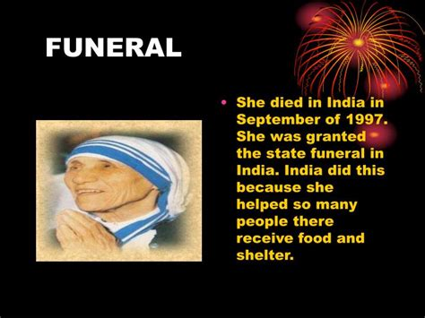mother teresa biography for powerpoint ppt mother teresa powerpoint presentation id 3766462