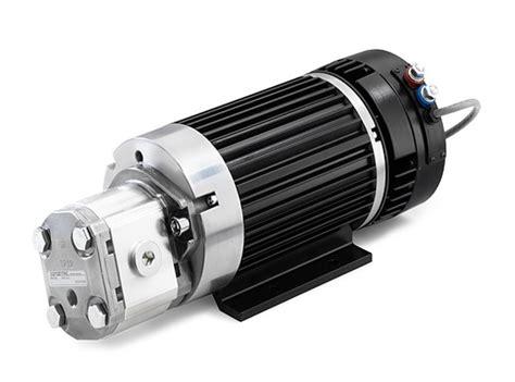 electric motor unit electro hydraulic steering unit sae international