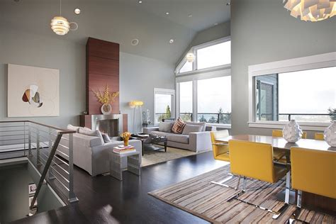 11 trendy ideas that bring gray and yellow to the kitchen gray and yellow living rooms photos ideas and inspirations