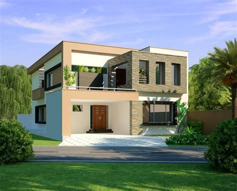 Home Design 3d Front Elevation House Design W A E Company | home design 3d front elevation house design w a e company