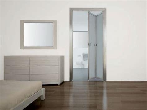 porta interna a libro porta interna a libro alluminio vetro