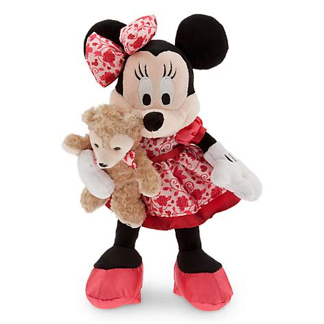 minnie mouse valentines new disney parks 9 quot day minnie mouse holding