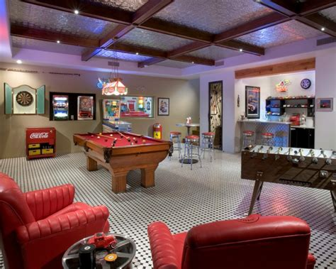basement game room designs ideas design trends