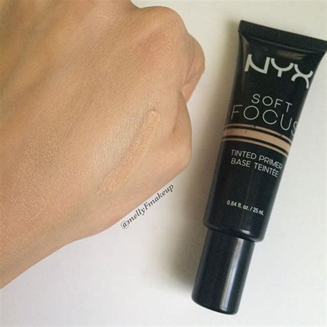 Nyx Tinted Moisturizer nyx soft focus tinted primer in light follow my instagram