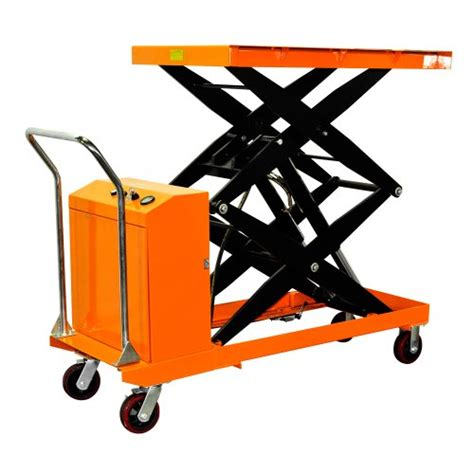 hydraulic table cart home depot roughneck ultra low profile lift table cart 1 000 lb