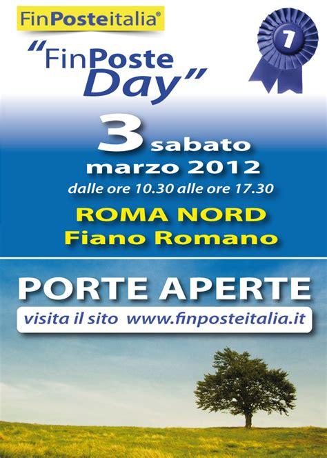 uffici postali roma nord finposte day una giornata alla scoperta di finposteitalia