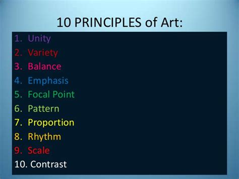 pattern definition principles of art art appreciation principles elements of art focal point