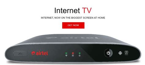 Stb Tv Digital airtel launches android tv based hybrid set top box at rs