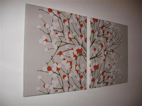 15 super easy diy canvas painting ideas for artistic home from gardners 2 bergers 15 ideas for diy canvas art