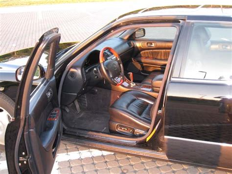 1998 Lexus Ls400 Interior by Fs 1998 Black Black Lexus Ls400 W 139k 8000