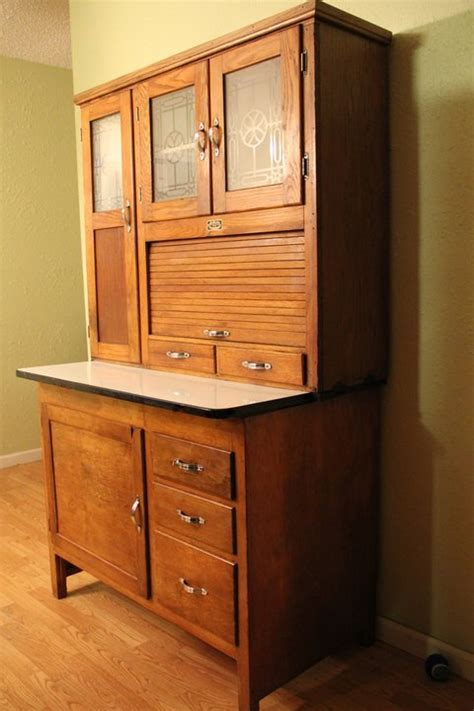 i have this hoosier cabinet by sellers we bought it a few