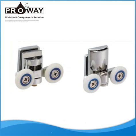 shower door parts plastic shower room door parts plastic shower roller guide for