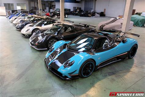 Pagani Factory Visit Page 1 Supercar General Pistonheads