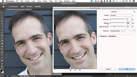 photoshop cs3 sharpening tutorial adobe photoshop cc for photographers tutorial working